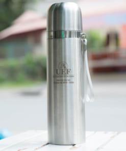 Bình giữ nhiệt khắc logo