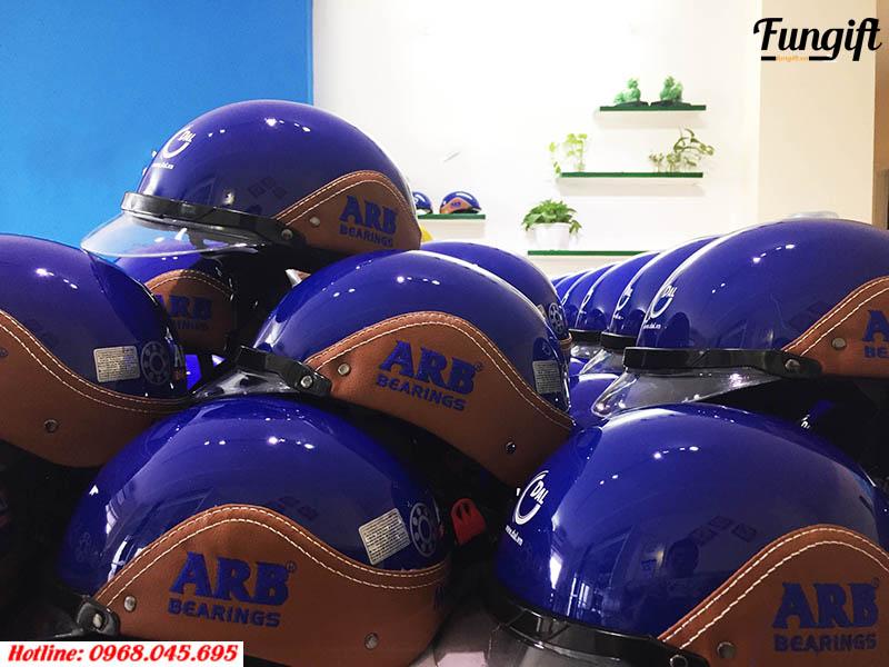 Xưởng nón bảo hiểm