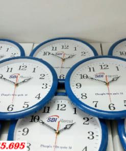 Đồng hồ treo tường quảng cáo