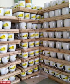 Xưởng sản xuất gốm sứ Bát Tràng