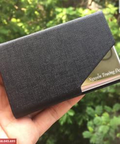 Hộp card cao cấp in logo làm quà tặng