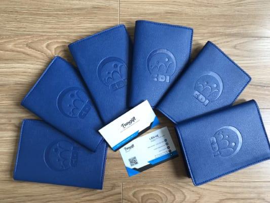 Quà Tặng Ví Passport Du Lịch