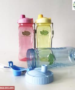 Bình Nhựa Đựng Nước Cho Học Sinh