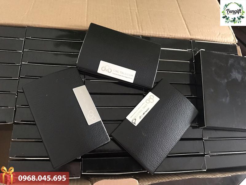 Xưởng sản xuất hộp đựng namecard