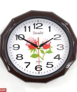 Đồng hồ treo tường lục giác