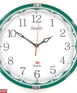 Đồng hồ tròn in logo
