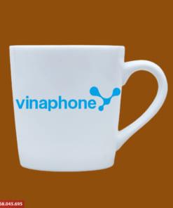 Ly sứ in logo Vinaphone
