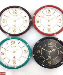 Mẫu đồng hồ in logo theo yêu cầu
