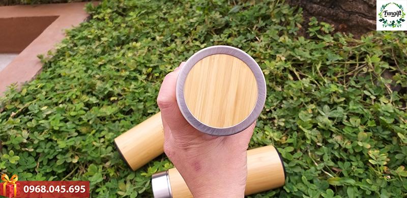 Bình giữ nhiệt vỏ tre Hà Nội