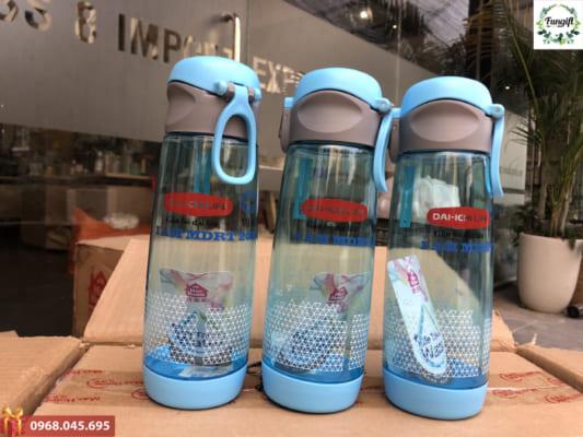 Bình nhựa thẻ thao Dai Ichi