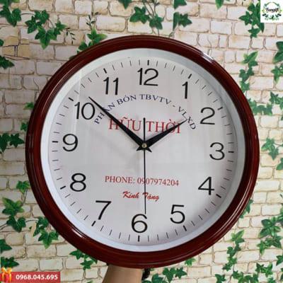 Làm đồng hồ theo yêu cầu