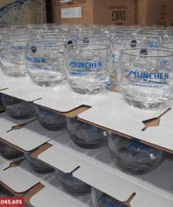Sản xuất cốc thủy tinh cao cấp