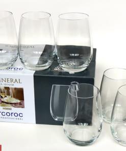 Sản xuất ly thủy tinh theo yêu cầu