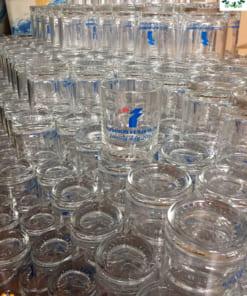 Xưởng sản xuất cốc thủy tinh