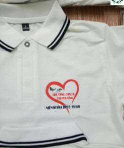 Áo thun đồng phục quảng cáo