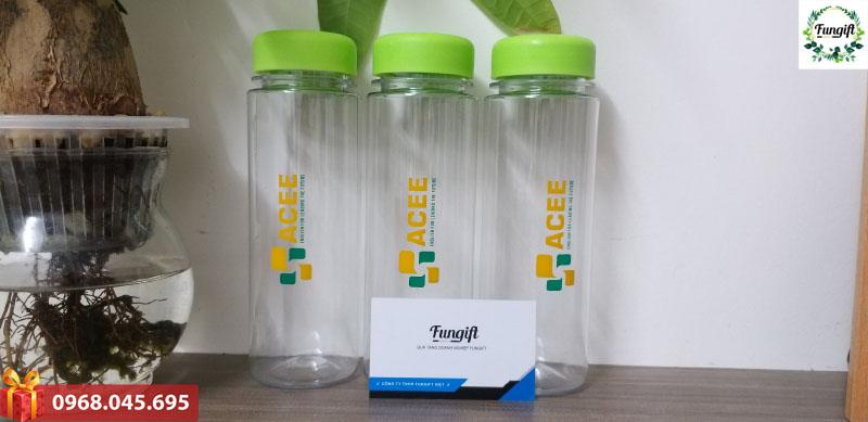 Bình nhựa đựng nước giá rẻ