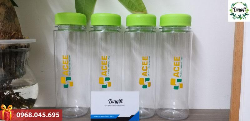Bình nhựa đựng nước giá tốt