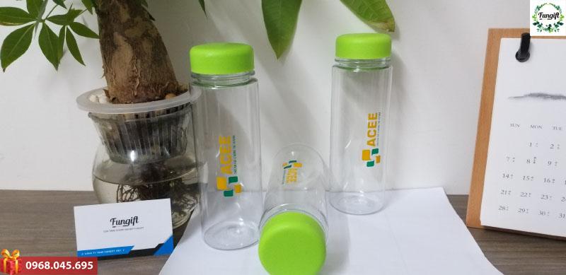 Bình nước nhựa giá sỉ