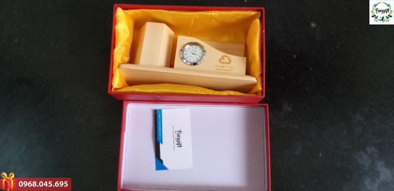 Đồng hồ để bàn mini
