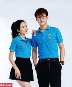 Logo áo đồng phục công ty