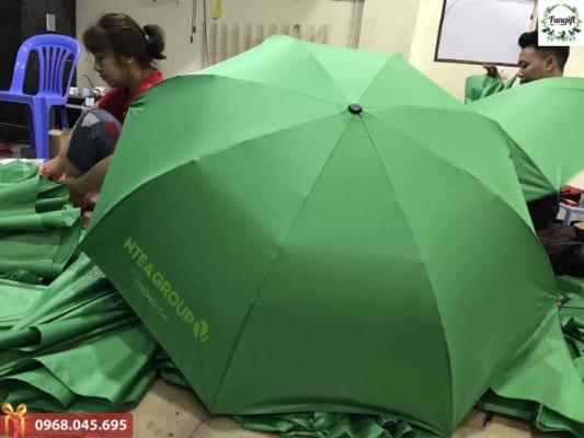 Xưởng sản xuất ô dù