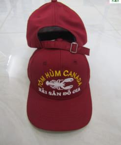 Cơ sở bán nón lưỡi trai giá rẻ