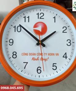 Đồng hồ in logo giá sỉ