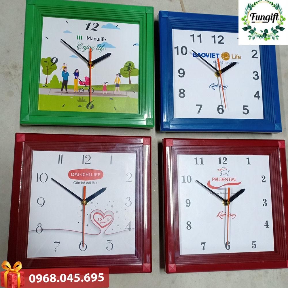 Đồng hồ quà tặng khách hàng