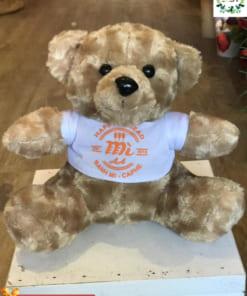 Gấu quà tặng in logo