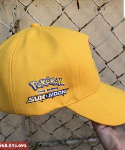 In logo lên mũ lưỡi trai quà tặng