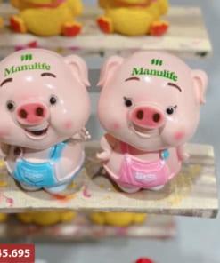 Lợn đất quà tặng tiết kiệm