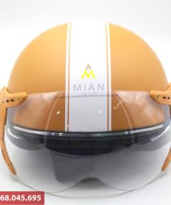 Nhận in logo lên mũ bảo hiểm