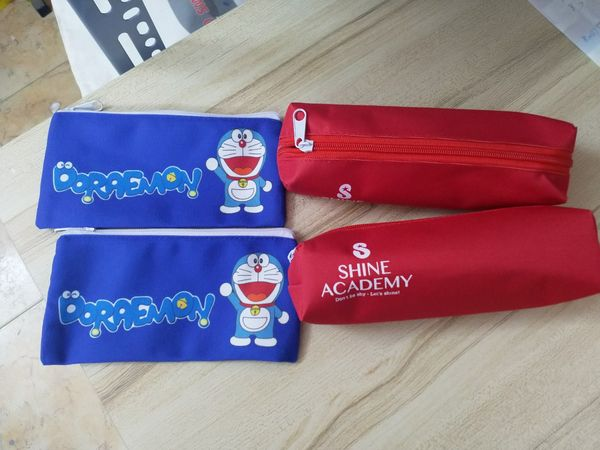 Túi bút quà tặng in logo theo yêu cầu