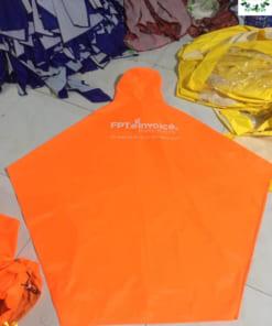 Xưởng sản xuất áo mưa uy tín Hà Nội