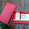 Bộ đồng hồ để bàn gỗ
