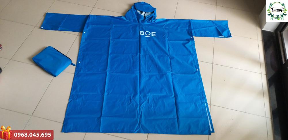 Cơ sở sản xuất áo mưa giá rẻ Hà Nội