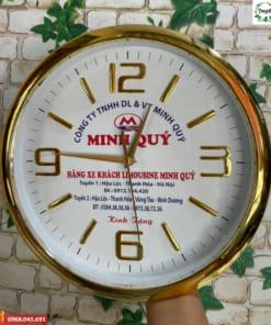 Đồng hồ quà tặng in logo theo yêu cầu