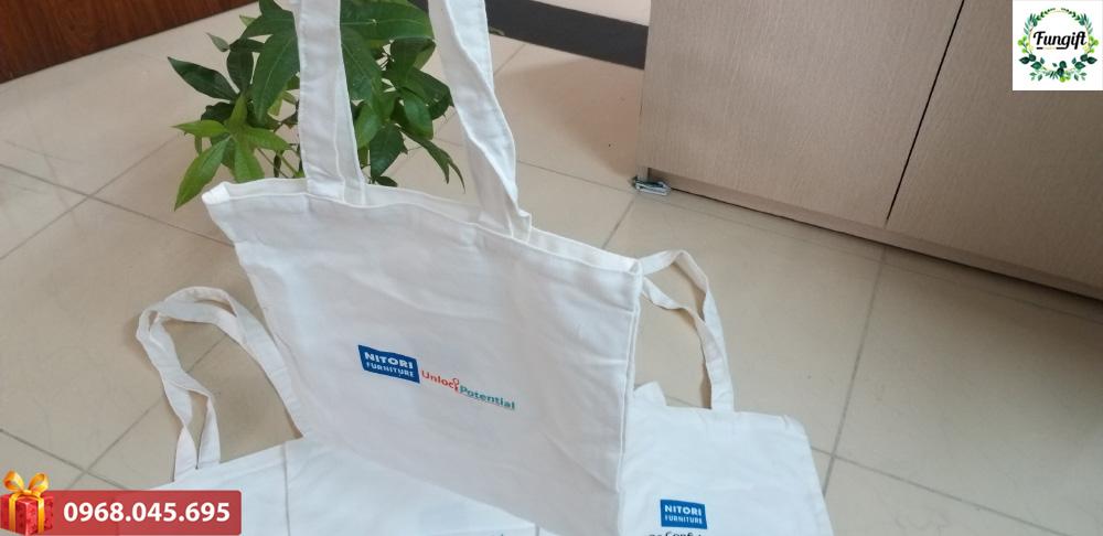 Túi canvat quà tặng công ty