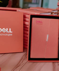 Bộ giftset in logo dell technologies