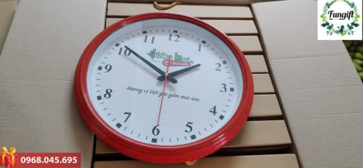 Đồng hồ in logo giá rẻ