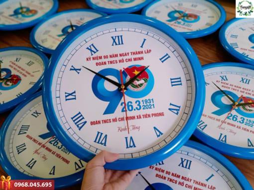 in logo đồng hồ theo yêu cầu