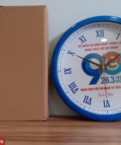 Sản xuất đồng hồ in logo