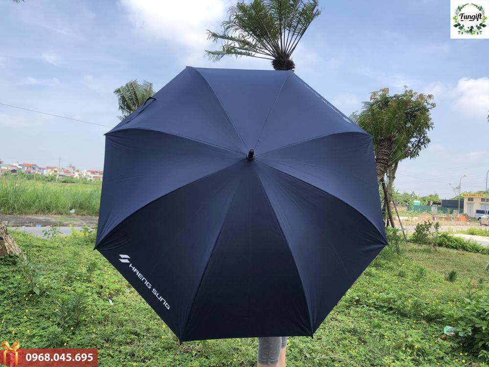Cơ sở sản xuất ô dù cầm tay in logo giá rẻ Hà Nội