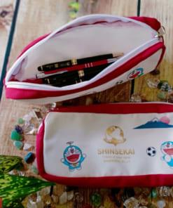 Túi đựng bút in logo