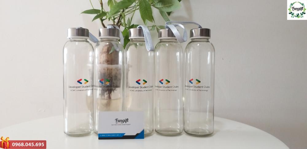 Bình nước quà tặng khách hàng