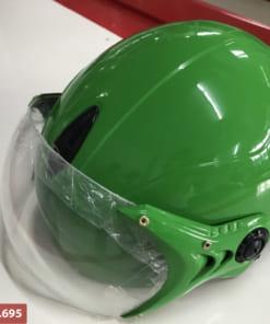 Mũ bảo hiểm in logo có kính