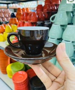Tách cafe sứ Bát Tràng