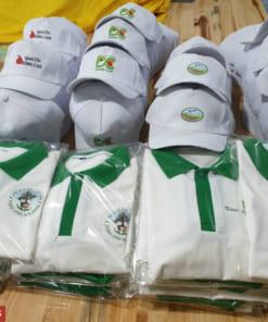 Áo đồng phục giá rẻ in logo