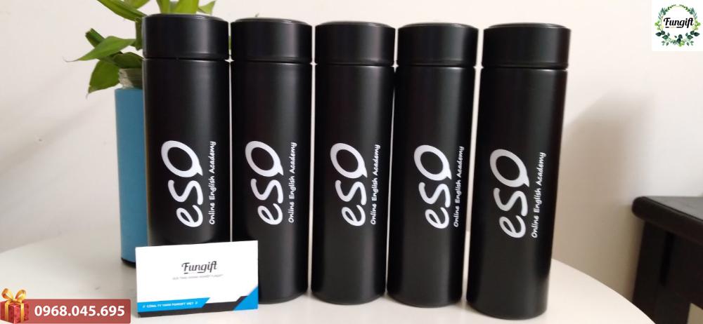 Bình giữ nhiệt in logo Esq